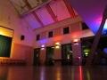 SUR Doppelmilonga mit viel Platz zum Tanzen im Theatersaal der FTM Süd, bestes Parkett mit viel Platz zum Tanzen